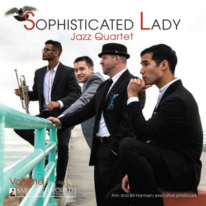 Sophisticated Lady jazz quartet CD (2013)