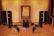 Genesis 7.2 speakers at Acoustic Image
