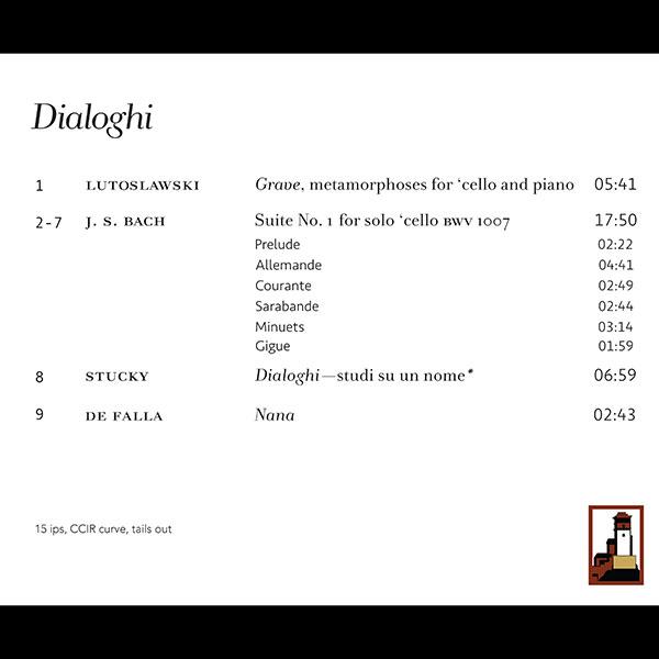 Elinor Frey & David Fung | Dialoghi | Sonorus
