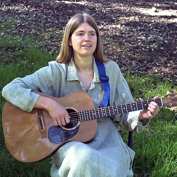 Rachel Denny American Folk Singer & Guitarist