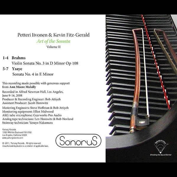 Petteri Iivonen Art of the Sonata – Volume 2