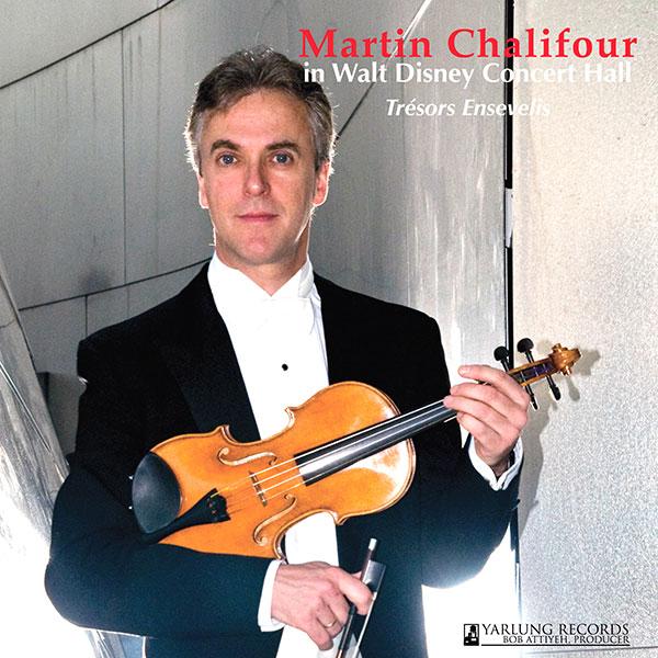 Martin Chalifour Disney Concert Hall