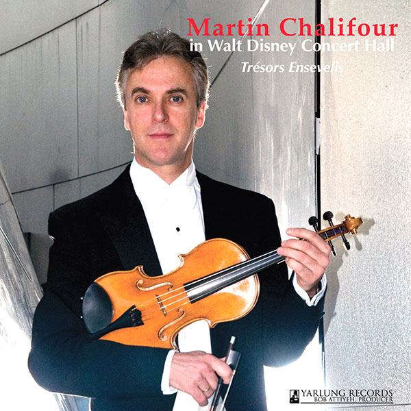 Martin Chalifour Disney Concert Hall