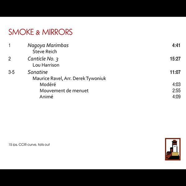Smoke & Mirrors Percussion Ensemble | Sonorus