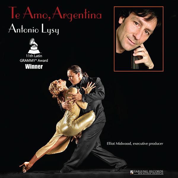 Antonio Lysy | Te Amo, Argentina