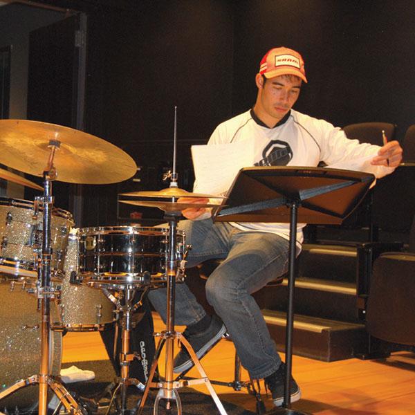 Andrew Boyle | Drums