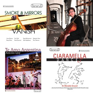 Yarlung Records SonoruS Quartet Three