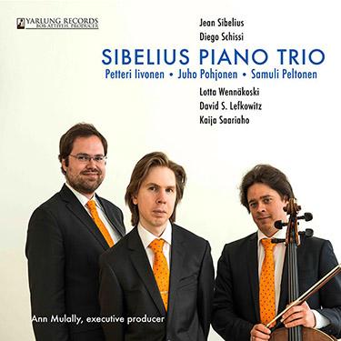 Sibelius Piano Trio | Petteri Iivonen • Juho Pohjonen • Samuli Peltonen