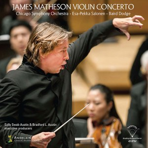 James Matheson Violin Concerto | Esa-Pekka Salonen