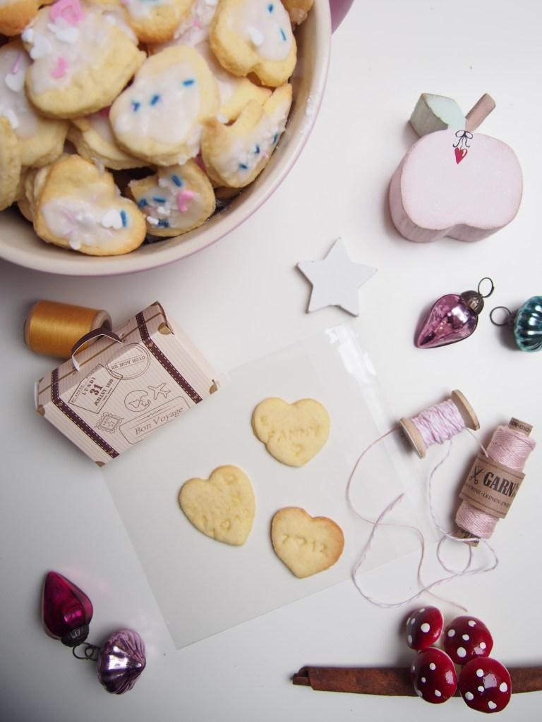 Gastgeschenke Kekse Hochzeit Winterhochzeit Wedding favours Plätzchen