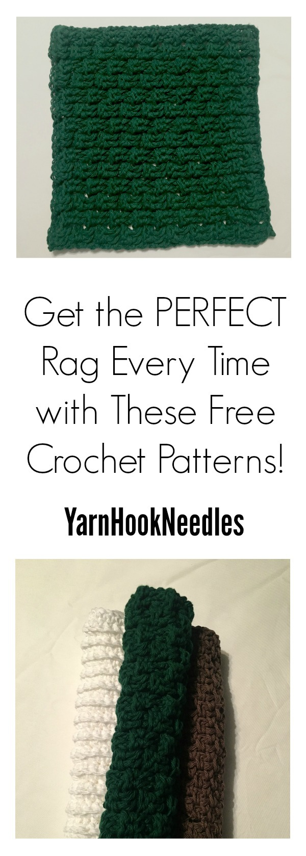 The Neapolitan French Braid Crochet Cable with FREE