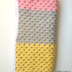 The Colorblock Granny Blanket with FREE PATTERN!