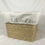 Turn a Plastic Basket from DRAB to FAB with this Easy DIY Tutorial!