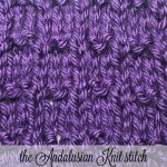 The Andalusian Knit Stitch with FREE Pattern! – Yarn|Hook|Needles