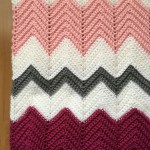 Modern Crochet Chevron Blanket with FREE Pattern! – YarnHookNeedles