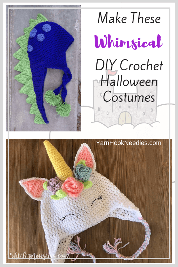 Diy Halloween Costumes Feat Whimsical Creatures Yarnhookneedles