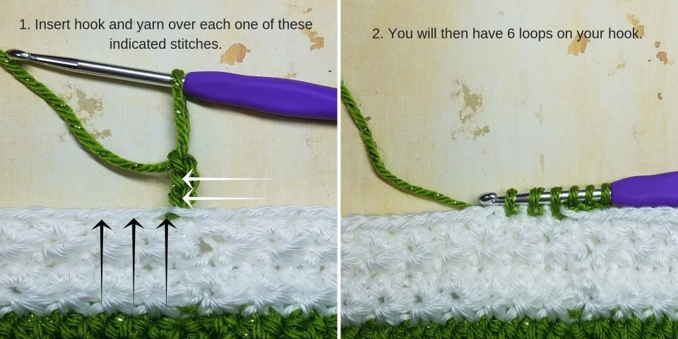 Star Stitch Crochet Elf Hat Free Pattern With Ears Yarnhookneedles