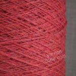 3 4 ply rennie supersoft lambswool yarn knitting hand machine lambs wool super soft chic pink red melange
