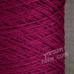 soft 4 ply merino silk pure luxury hand machine knitting yarn on cone mulberry pink