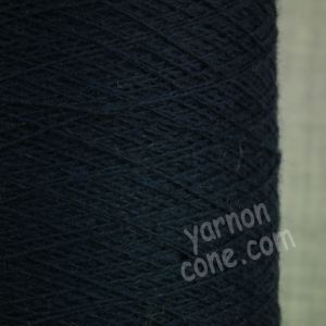 cashmere cotton todd duncan odyssey cone uk knitting soft yarn navy blue