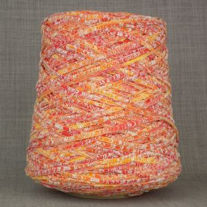 fancy tape ladder yarn italian chunky aran weight yarn on cone hand & machine knitting coned yarn uk supplier
