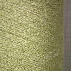 soft viscose linen blend yarn for machine knitting weaving crafts slub spun textiles passap brother machine yarn on cone uk