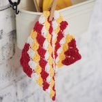Lily Sugar N Cream Corner To Corner Dishcloth Yarnspirations