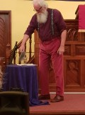 Orienteering-Theatre-Performance-Stow-Baptist-Church-10-Gloucestershire
