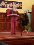 Orienteering-Theatre-Performance-Stow-Baptist-Church-13-Gloucestershire