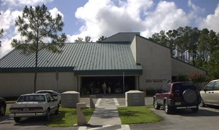 My current library, the West Branch of Seminole County, Florida.