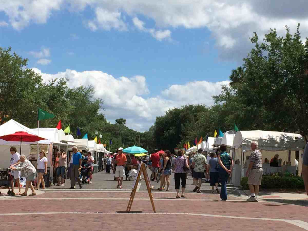St. Johns River Festival of the Arts