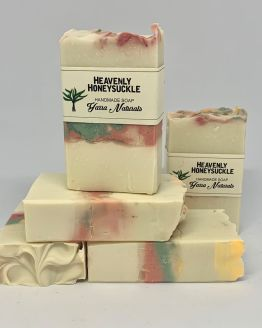Heavenly Honeysuckle Body Soap