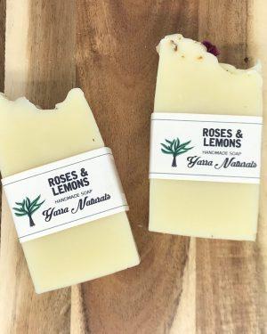 Roses & Lemons Body Soap