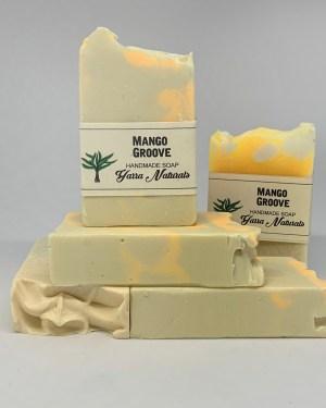 Mango Groove Body Soap