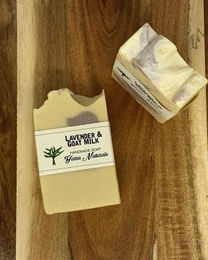 Lavender & Goat Milk Body Soap