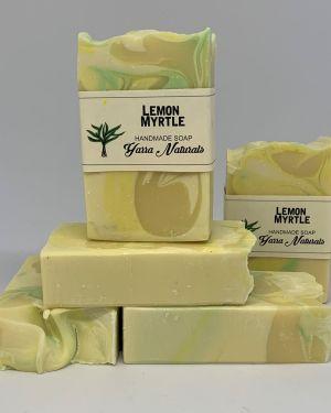Lemon Myrtle Body Soap