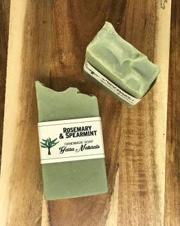Rosemary & Spearmint Body Soap