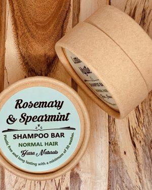 Rosemary & Spearmint Shampoo Bar