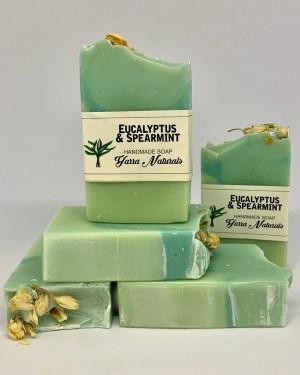 Spearmint & Eucalyptus Body Soap