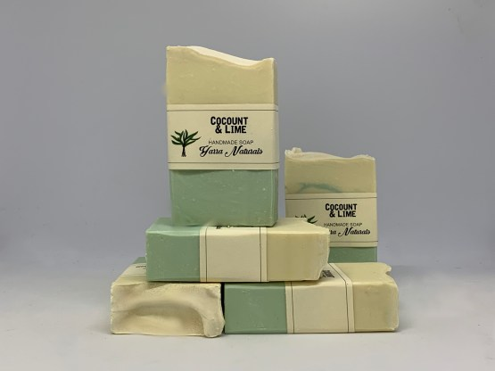 Coconut & Lime Body Soap