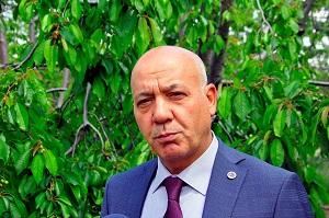 Sultandağı Kiraz Kooperatifi ve Sultandağı Belediye Başkanı Osman Acar