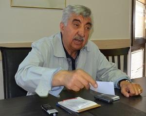 Balıkesir Ziraat Odası Başkanı Sami Sözat