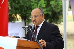 Doğu Akdeniz Tarımsal Araştırma Enstitüsü Müdürü Seyyid Irmak
