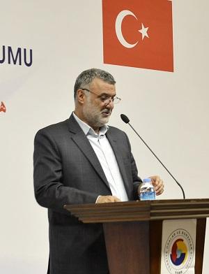 İran İslam Cumhuriyeti Tarım Seferberliği Bakanı Mahmud Hojjati