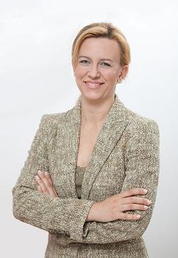 Unilever NAMETRUB Sürdürülebilir İş ve İletişim Direktörü Ebru Şenel Erim