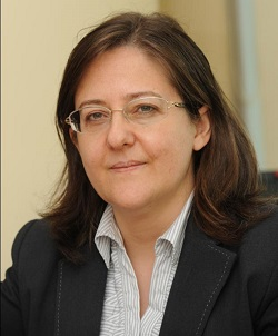 İKV Genel Sekreteri Doç. Dr. Çiğdem Nas