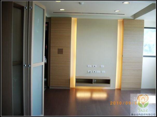 木工裝潢-電視牆裝潢