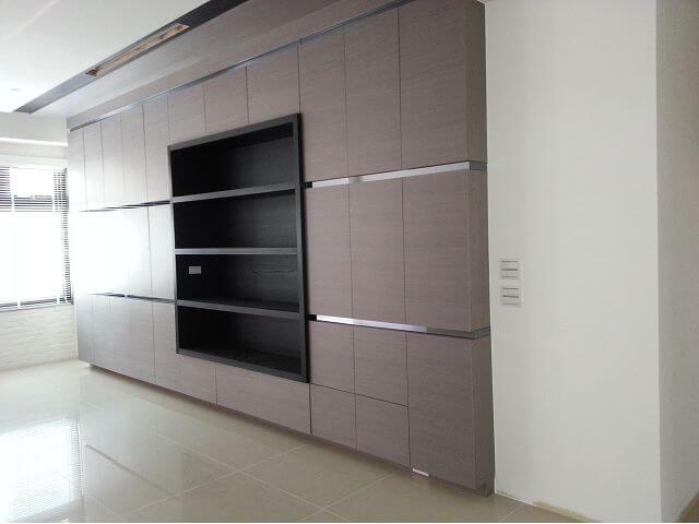 綜合櫃牆面造型