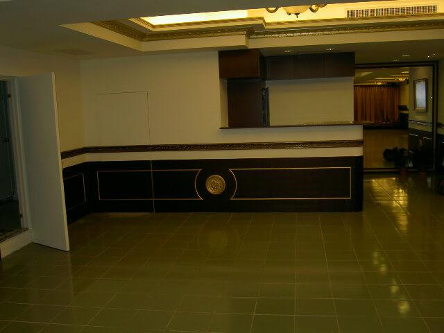 木工裝潢-造型牆裝潢