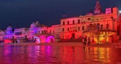 राम नाम धुन की गूंज के साथ मंदिर-मंदिर और घर-घर गाए जा रहे हैं बधाई गीत, भूमिपूजन को टीवी पर देखेंगे अयोध्या के लोग